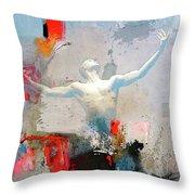 Joyance Throw Pillow