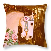 Joyride Throw Pillow