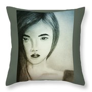 J.s.  Throw Pillow