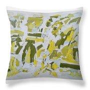 Jules Massenet Meditation Throw Pillow