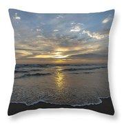 July 2015 Sunset Part 1 Throw Pillow