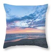 July 2015 Sunset Part 5 Throw Pillow