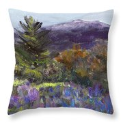 June Carpet Throw Pillow