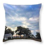 June Epperson Home Throw Pillow