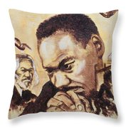 Juneteenth 2015 Throw Pillow