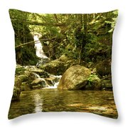 Jungle Appeal Throw Pillow