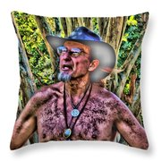 Jungle Mission Throw Pillow