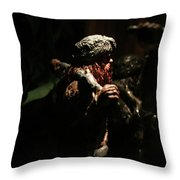 Jungle Out There Throw Pillow