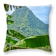 Jungle Within Throw Pillow