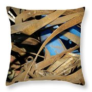 Junk 3 Throw Pillow
