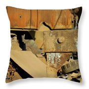 Junk 4 Throw Pillow