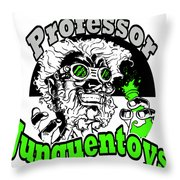 Junquentoys Circular Logo Throw Pillow