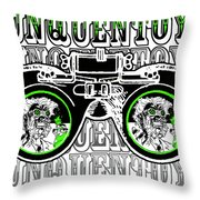 Junquentoys Goggle Fader Fashion Throw Pillow