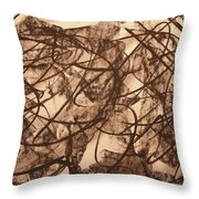 Jurisdiction Indine Throw Pillow