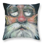 Juror Number Seven Throw Pillow