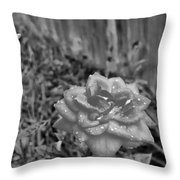 Just Another Rose. Throw Pillow