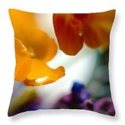 Just As It Is... Throw Pillow