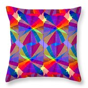 Just Beach Me  Throw Pillow