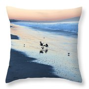 Just Before The Sunrise 2 Throw Pillow