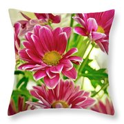 Just Daintiness. Throw Pillow