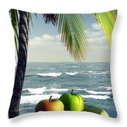 Just Dessert Throw Pillow