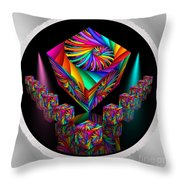 Just For Fun - Contest Entry Only Throw Pillow