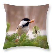 Just For Me Throw Pillow