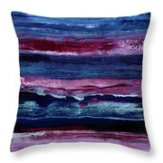 Just Like That Throw Pillow