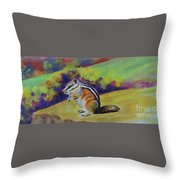 Just Looking Throw Pillow