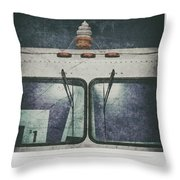 Just Out Of Reach Throw Pillow