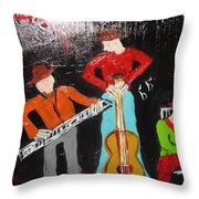 Just Rippin It Throw Pillow