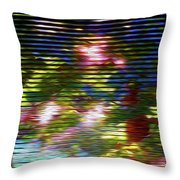 Just The Place For Taking In The View Throw Pillow