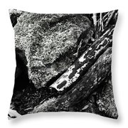 Just To Be With You Throw Pillow