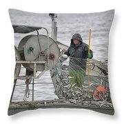 Just Travlin Too Throw Pillow