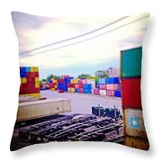 Just Weights And Measures Throw Pillow