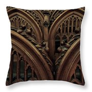 Justice By Consensus Throw Pillow
