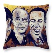 Justlovecoopercoleman Throw Pillow