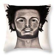 JW Throw Pillow