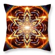 Jyoti Ahau 436 Throw Pillow