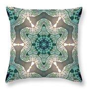 Jyoti Ahau 998 Throw Pillow
