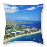 Kaanapali Throw Pillow