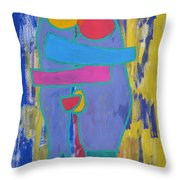 Kaer Iv 2012 Throw Pillow