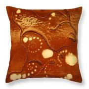 Kagale - Tile Throw Pillow
