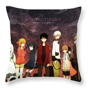 Kagerou Project Throw Pillow