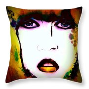 Kaithlin  Throw Pillow