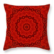 Kaleidoscope 3200 Throw Pillow