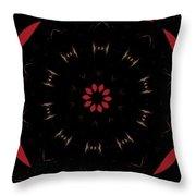 Kaleidoscope 6 Throw Pillow