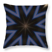 Kaleidoscope 90 Throw Pillow