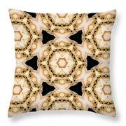 Kaleidoscopes- 11 Throw Pillow