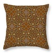 Kaleidoscopes0 10 Throw Pillow